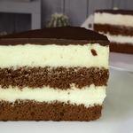 Очень нежный торт Милка