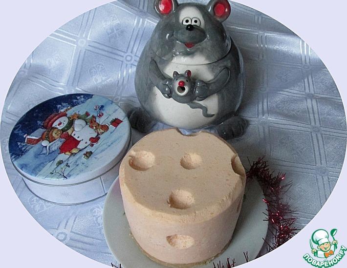 """Сырный десерт """"Мышкино счастье"""""""