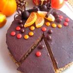 Торт Новогодний апельсин