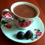 Кофейно-шоколадный кисель
