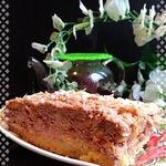 """Шоколадный торт """"Пища Богов"""" – кулинарный рецепт"""