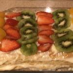 Торт «Экспресс Наполеон фруктово-ягодный»