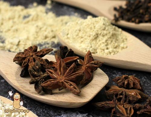 С какими продуктами сочетаются различные специи и пряности?