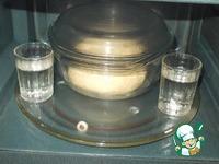 Дрожжевое тесто в СВЧ и ватрушки ингредиенты