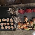 """Роллы """"Домашние"""" – кулинарный рецепт"""