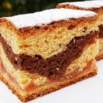 Песочно-дрожжевой пирог Королевский