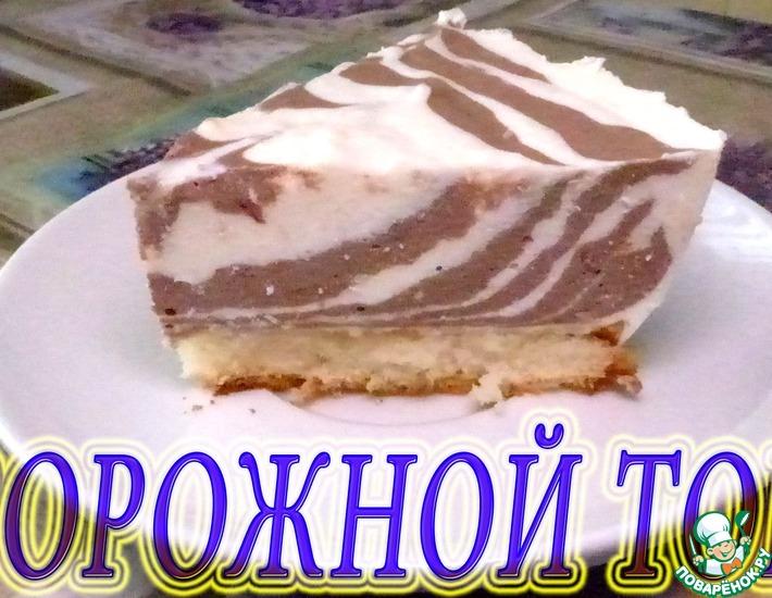 Рецепт: Творожный торт