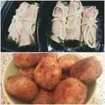 Картофельные шарики с сыром – кулинарный рецепт