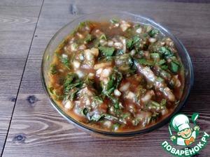 Рецепт: Соус для шашлыка
