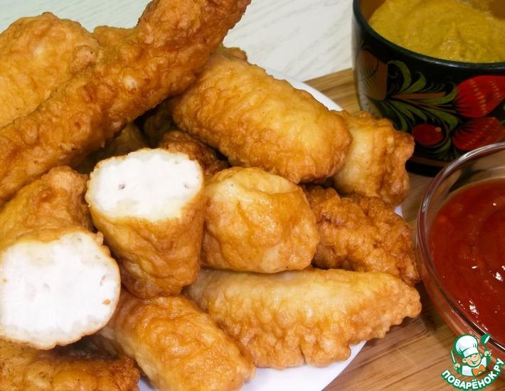 Рецепт: Закуска из куриного филе