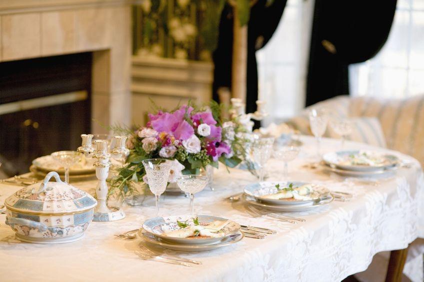 Приглашаем гостей: что подать к столу?
