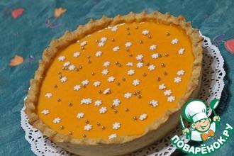 Рецепт: Эдвардианский тыквенный пирог