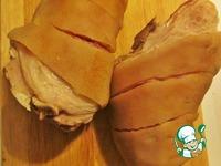 Свиная рулька китайским манером ингредиенты
