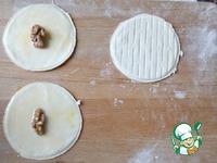 Мини-пироги с персиками ингредиенты