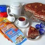 Классический торт Поль Робсон