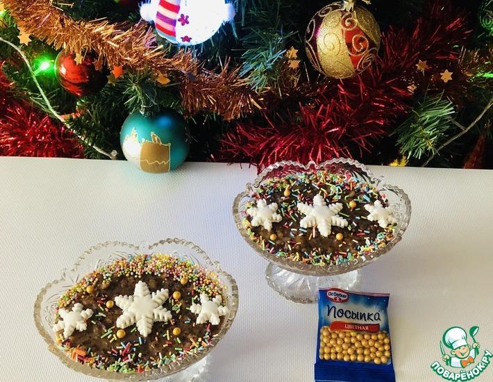 Рецепт: Рождественская кутья