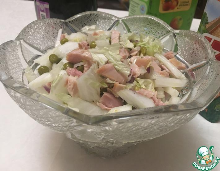 Рецепт: Салат закусочный