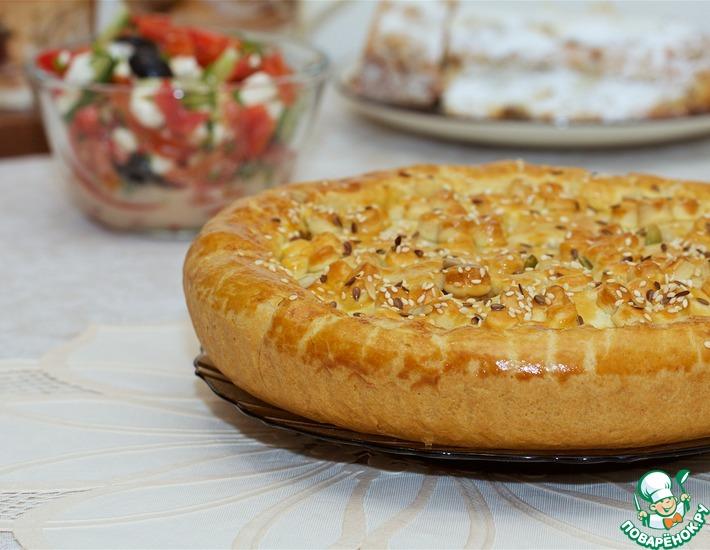Рецепт: Пирог для праздников и будней