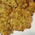 Сырные лепешки за 10 минут