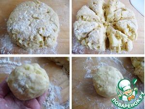 Творожные булочки с яблоками, пошаговый рецепт на 65990 ккал, фото, ингредиенты - namastestr