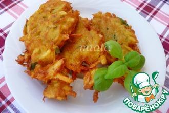 Рецепт: Картофельные оладьи по-немецки