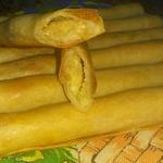 Мини-штрудели с картофелем и сыром