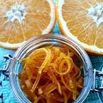 Апельсиновая стружка