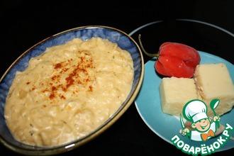 Рецепт: Фасолевый соус по-кабардински Джэшлибжэ