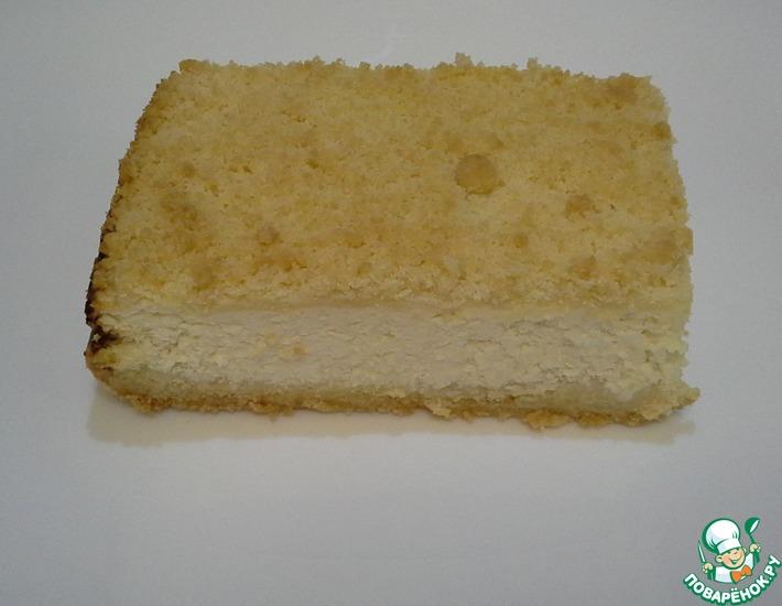 Рецепт: Кокосовая королевская ватрушка