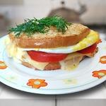 Бутерброд Утро