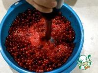 Джем-желе из красной смородины ингредиенты