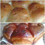 """Булочки """"5 злаков"""" с яблочной начинкой – кулинарный рецепт"""