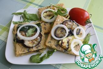 Рецепт: Фарината с овощами