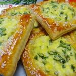 Пирожки Минутки с яйцом и луком