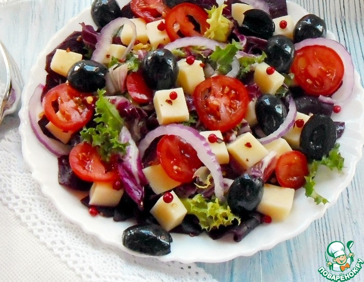 Рецепт: Салат ВкусноПросто