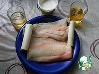 Треска с мёдом и луком ингредиенты