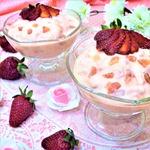 Йогурт клубнично-шоколадный