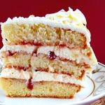 Бисквитный торт Праздничное настроение