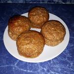 Полезные сырники с арахисовой крошкой внутри