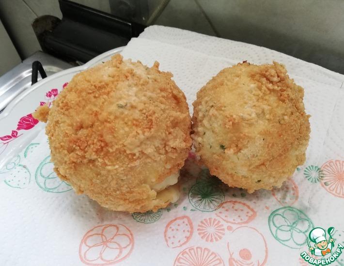 Рецепт: Картофельные бомбочки