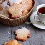 Песочное печенье Кокосовое