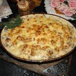 Картофель с фаршем По-русски
