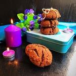 Шоколадно-кокосовое печенье «Альт»