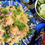 Рис с курицей Солнечная Азия