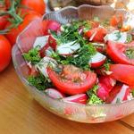 Салат к шашлыку и не только