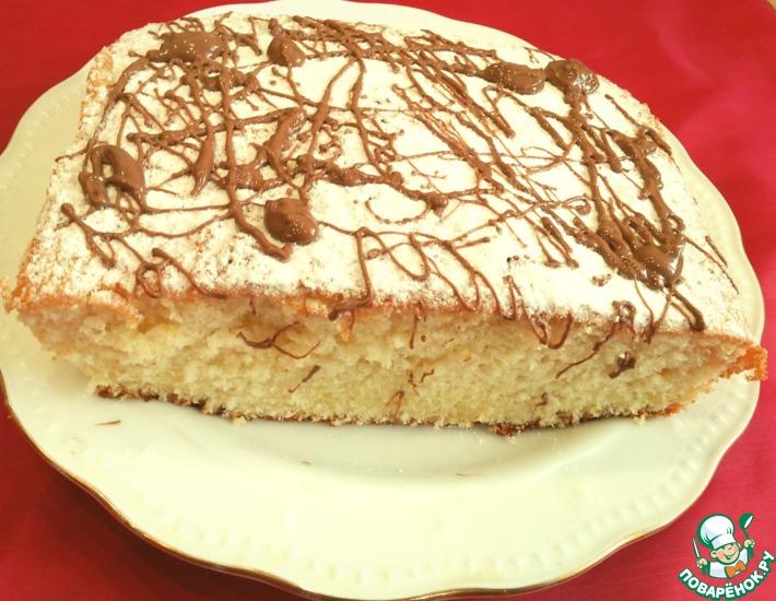 Итальянский пирог 12 ложек