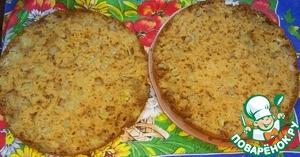 Торт Простой Масло растительное