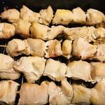 Куриные шашлыки