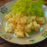 Быстрый витаминный салат