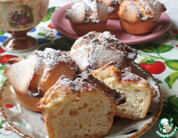 Рецепт: Пирожное Соффиони